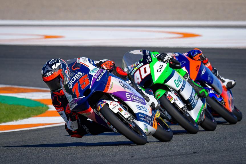 Darryn Binder, Albert Arenas, Gran Premio Motul de la Comunitat Valenciana