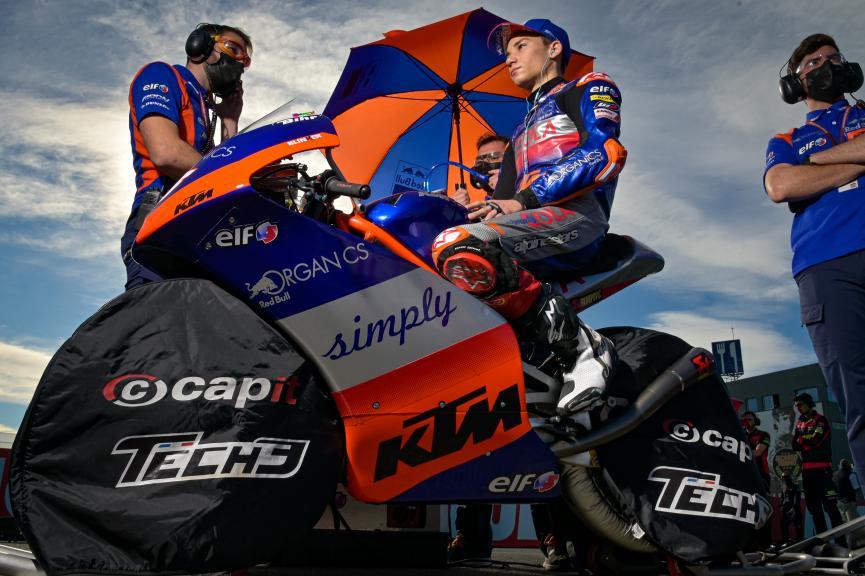 Deniz Oncu, Red Bull KTM Tech 3, Gran Premio Motul de la Comunitat Valenciana