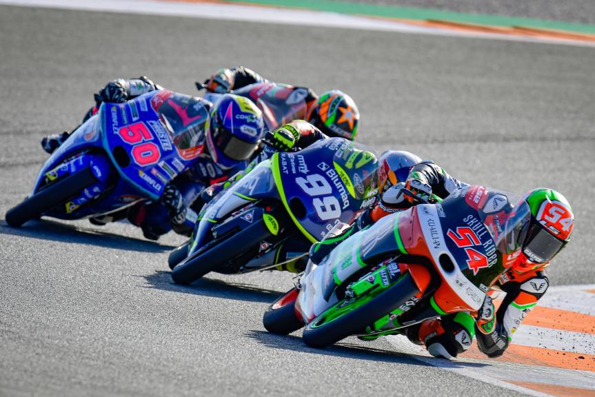 Riccardo Rossi, Carlos Tatay, Gran Premio Motul de la Comunitat Valenciana