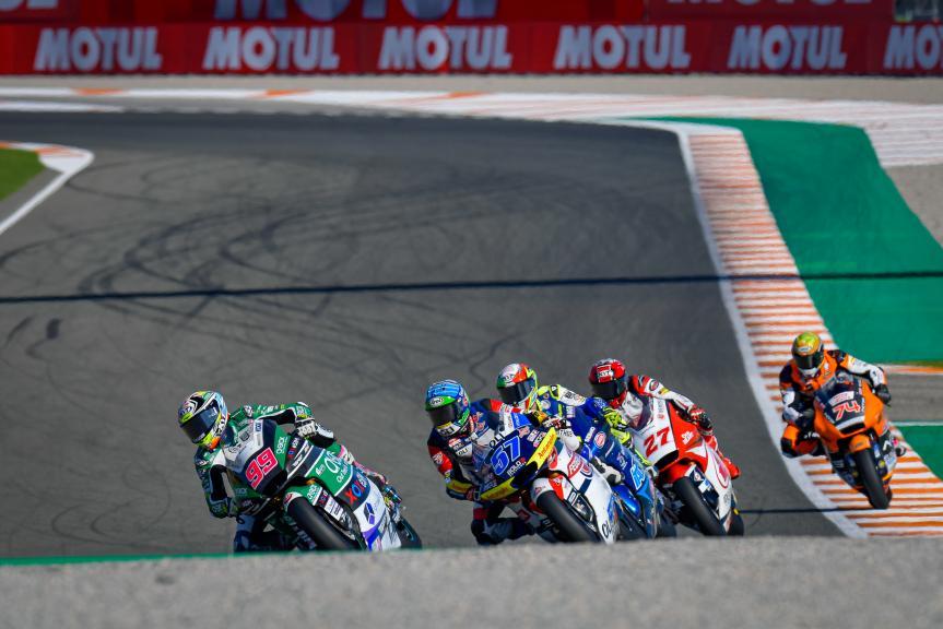 Edgar Pons, Kama Daniel Kasmayudin, Gran Premio Motul de la Comunitat Valenciana