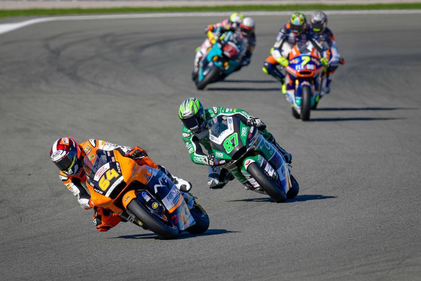 Bo Bendsneyder, Remy Gardner, Gran Premio Motul de la Comunitat Valenciana