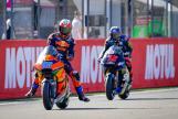 Marco Bezzecchi, Jorge Martin, Gran Premio Motul de la Comunitat Valenciana