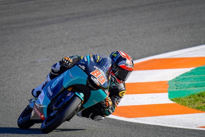Khairul Idham Pawi, Petronas Sprinta Racing, Gran Premio Motul de la Comunitat Valenciana