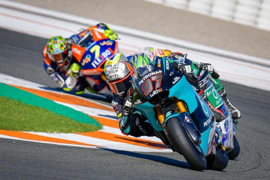 Xavi Vierge, Petronas Sprinta Racing, Gran Premio Motul de la Comunitat Valenciana