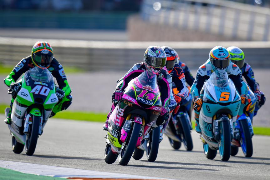 Moto3, Free Practice, Gran Premio Motul de la Comunitat Valenciana