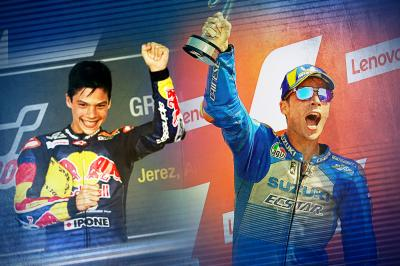 Mir: Red Bull Rookies to MotoGP™ World Champion
