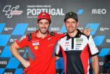 Andrea Dovizioso, Cal Crutchlow, Ducati Team, Grande Prémio MEO de Portugal
