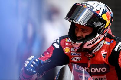 Dovizioso: What were his best and worst moments in MotoGP™?