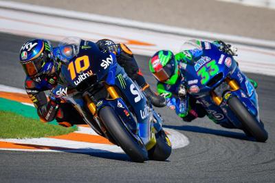 Wer macht das Rennen–Bastianini,Lowes,Marini oder Bezzecchi?