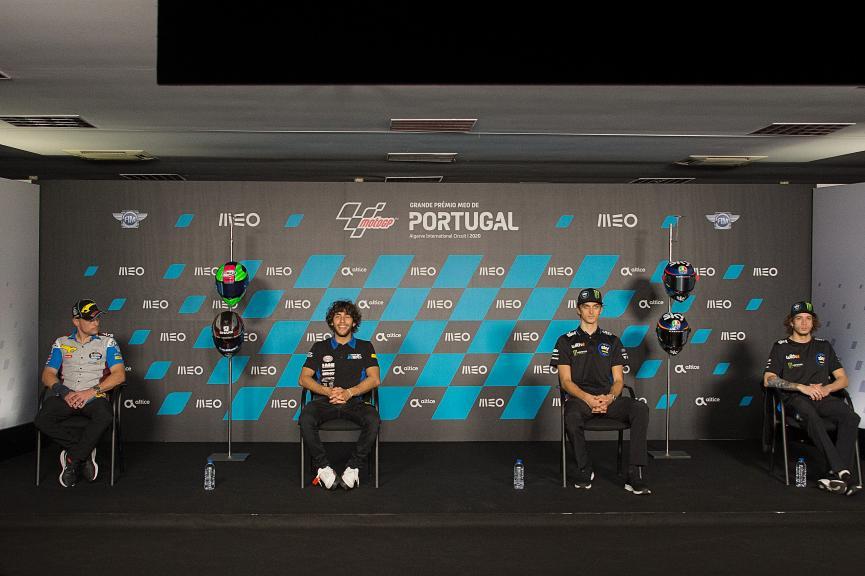Moto2, Press-Conference, Grande Prémio MEO de Portugal