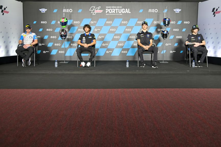Moto2, Press-Conference, Grande Prémio MEO de Portugal