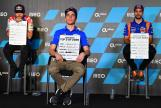 MotoGP Press-Conference, Grande Prémio MEO de Portugal