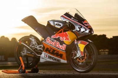 Red Bull MotoGP™ Rookies Cup: Lo schieramento provvisorio
