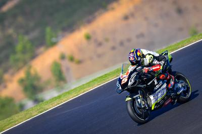 Zarco bags early Algarve advantage with Friday P1