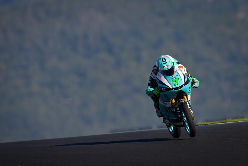 Dennis Foggia, Leopard Racing, Grande Prémio MEO de Portugal