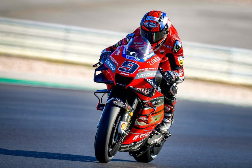 Danilo Petrucci, Ducati Team, Grande Prémio MEO de Portugal