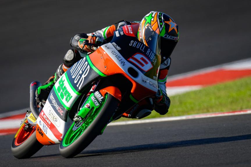 Davide Pizzoli, BOE Skull Rider Facile.Energy, Grande Prémio MEO de Portugal