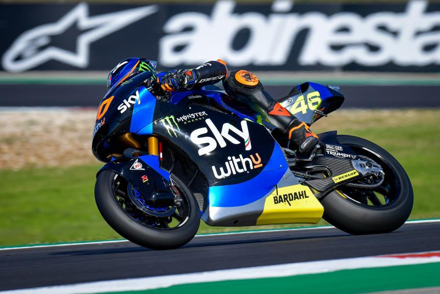 Luca Marini, SKY Racing Team Vr46, Grande Prémio MEO de Portugal