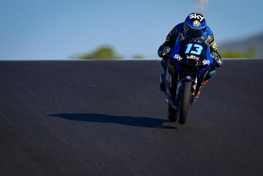 Celestino Vietti, SKY Racing Team Vr46, Grande Prémio MEO de Portugal