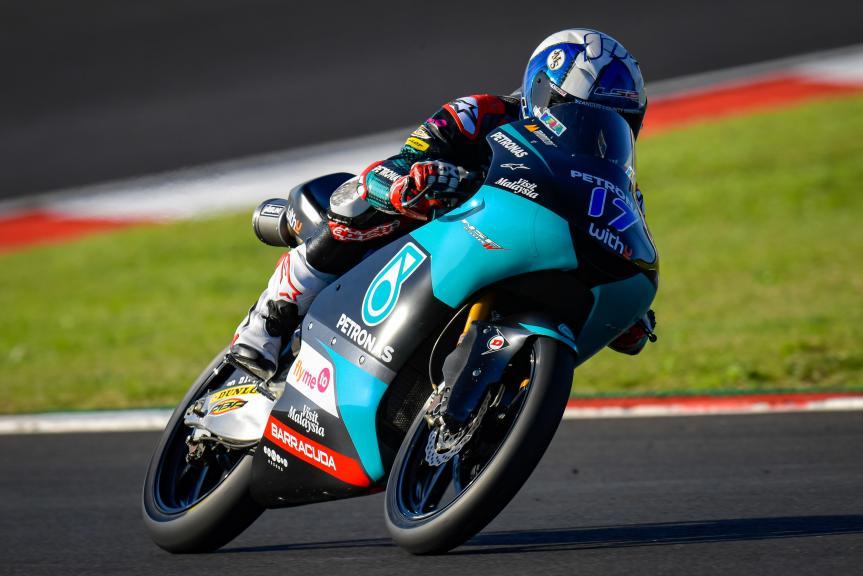 John Mcphee, Petronas Sprinta Racing, Grande Prémio MEO de Portugal