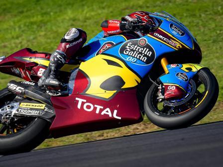 Moto2, Free Practice, Grande Prémio MEO de Portugal