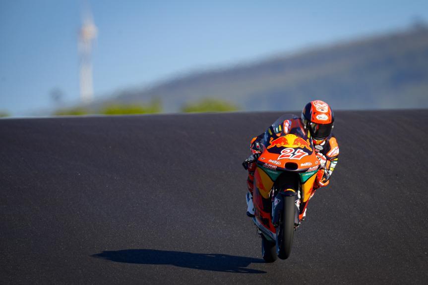 Kaito Toba, Red Bull KTM Ajo, Grande Prémio MEO de Portugal