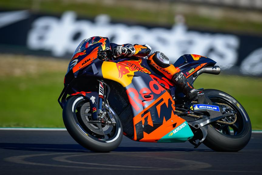 Brad Binder, Red Bull KTM Factory Racing, Grande Prémio MEO de Portugal