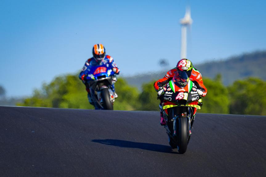 Aleix Espargaro, Aprilia Racing Team Gresini, Grande Prémio MEO de Portugal