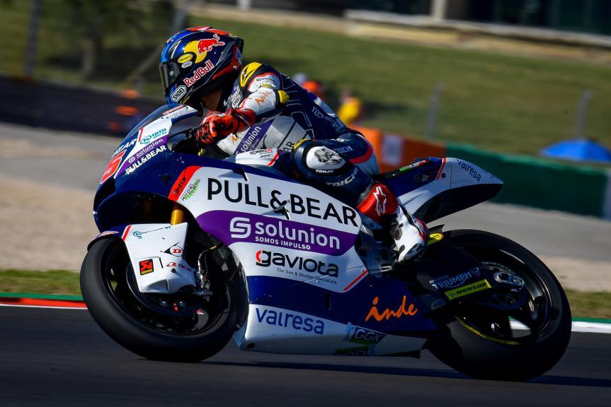 Hafizh Syahrin, Inde Aspar Team Moto2, Grande Prémio MEO de Portugal