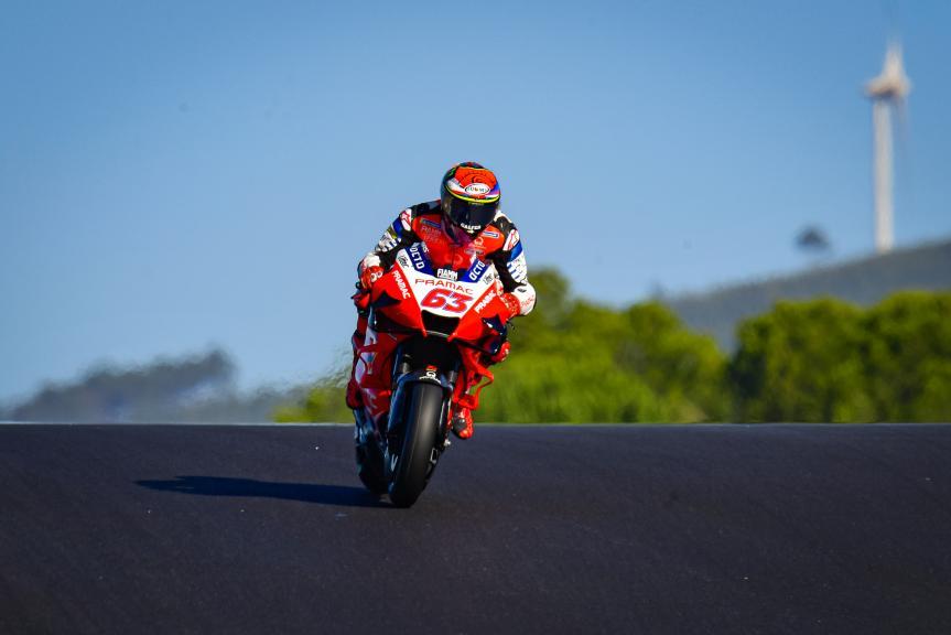 Francesco Bagnaia, Pramac Racing, Grande Prémio MEO de Portugal