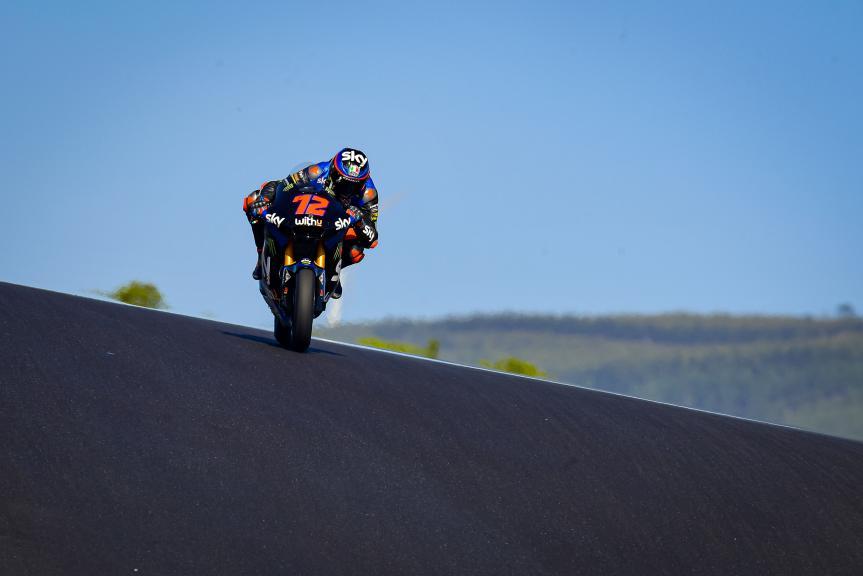 Marco Bezzecchi, SKY Racing Team Vr46, Grande Prémio MEO de Portugal