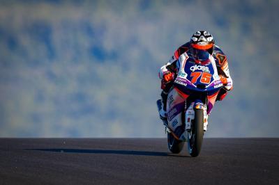 Moto3™ - Portimão : Arenas marque son territoire en FP2
