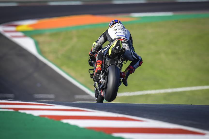 Johann Zarco, Esponsorama Racing, Grande Prémio MEO de Portugal