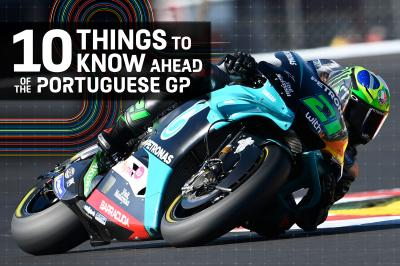 Morbidelli gunning for maiden back-to-back MotoGP™ wins
