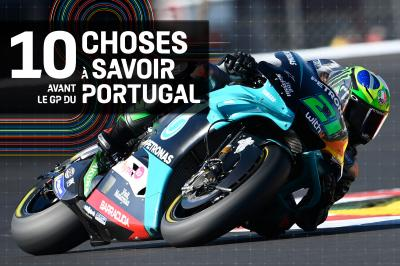 Morbidelli en quête d'un premier doublé en MotoGP™