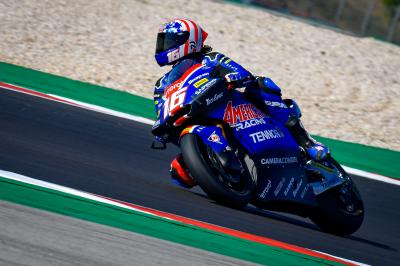 What does Espargaro make of Roberts' possible Aprilia move?