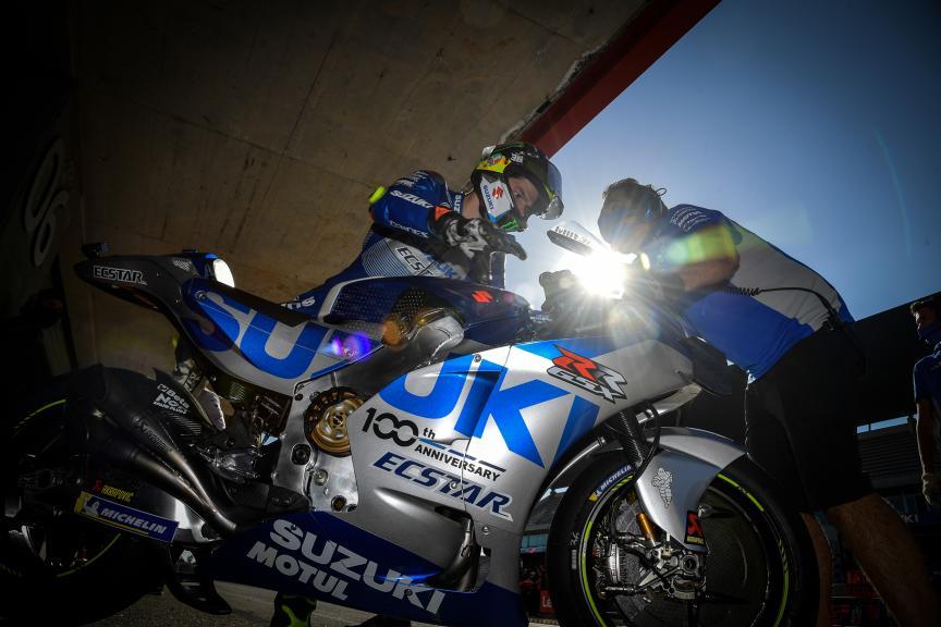 Joan Mir, Team Suzuki Ecstar, Grande Prémio MEO de Portugal