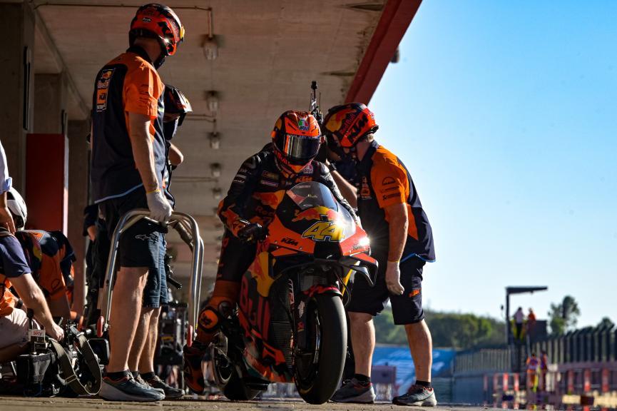 Pol Espargaro, Red Bull KTM Factory Racing, Grande Prémio MEO de Portugal