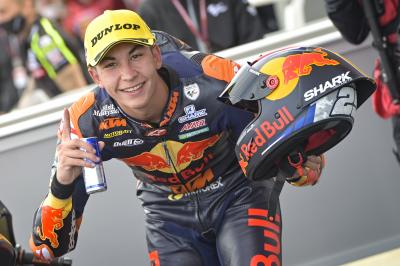 2021: Fernández da un paso en Moto2 ™, Acosta se une a Moto3 ™