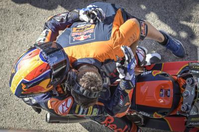 Moto3™ - Portimão : Fernández frappe une fois de plus en Q2