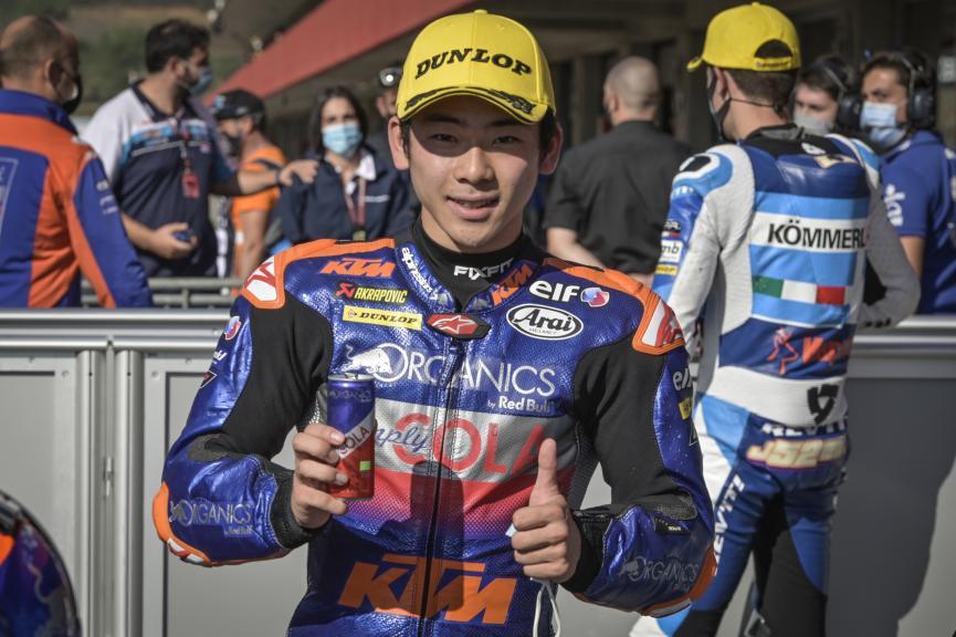 Ayumu Sasaki, Red Bull KTM Tech 3, Grande Prémio MEO de Portugal