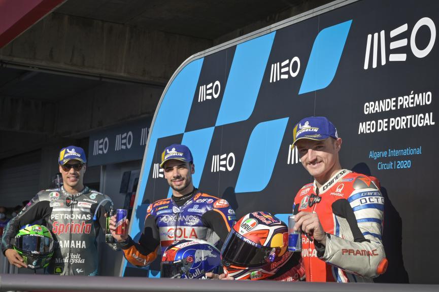 Miguel Oliveira, Franco Morbidelli, Jack Miller, Grande Prémio MEO de Portugal