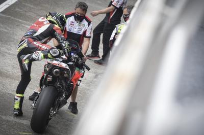 Crutchlow's hopes of signing off in style gather momentum