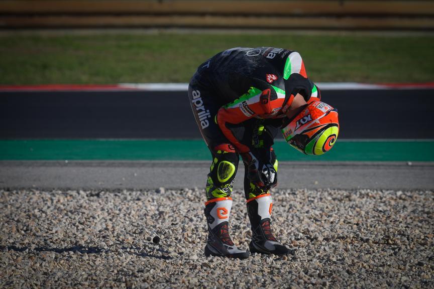Lorenzo Savadori, Aprilia Racing Team Gresini, Grande Prémio MEO de Portugal