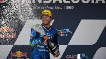 BeastMode: Bastianini's title-winning 2020 in photos