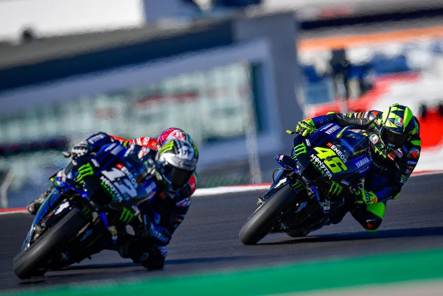 Valentino Rossi, Monster Energy Yamaha MotoGP, Grande Prémio MEO de Portugal