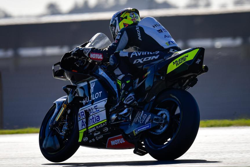 Tito Rabat, Esponsorama Racing, Grande Prémio MEO de Portugal