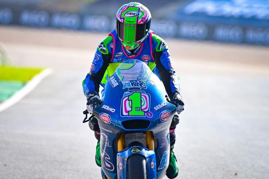 Enea Bastianini, Italtrans Racing Team, Grande Prémio MEO de Portugal