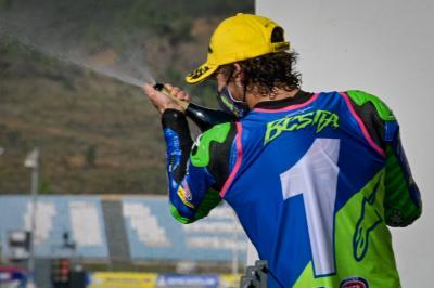 Entrevista con 'La Bestia': Bastianini repasa su mágico 2020