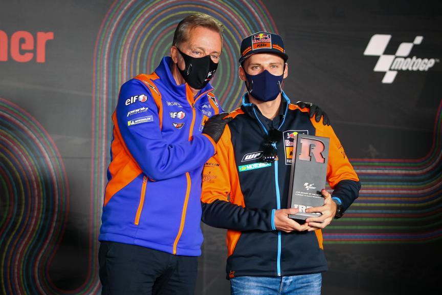 2020 FIM MotoGP™ Prize Giving